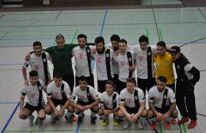 Kadrosunda 11 Türk futbolcusu bulunan MCH Futsal Club Sennenstadt