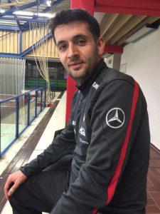 Karşılaşmayı TFF adına (Futsal) Murat Kaya Türkiye'den gelerel bizzat izledi