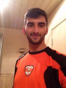 Koca Adanaspor forması ile