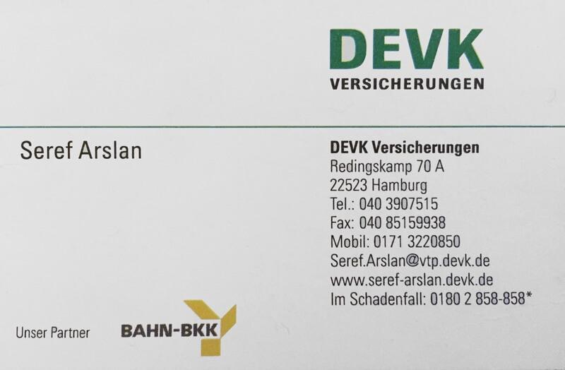 DEVK_Versicherungen
