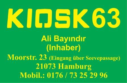Kiosk 63