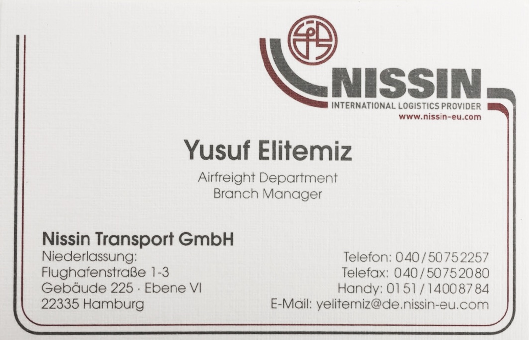 Nissin GmbH