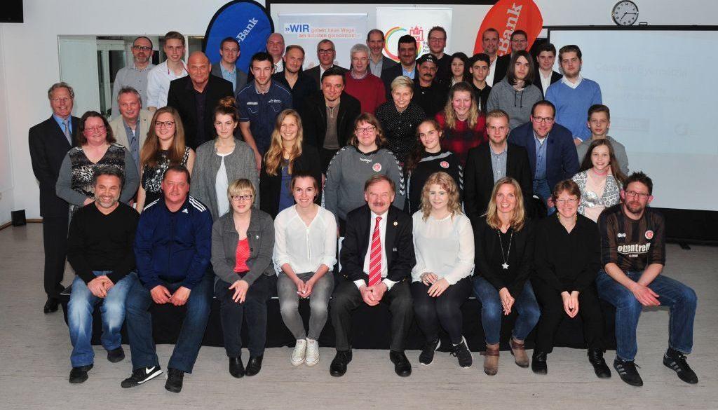 Sparda-Bank Hamburg Fairness-Preis wurde verliehen | FUTBOLEXPRESS on
