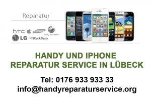 Handy und iPhone Reparatur Service in Luebeck