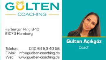 Gülten - Coaching