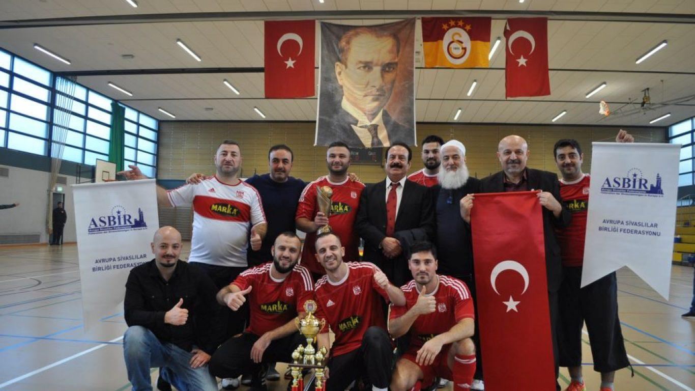Cumhuriyet Kupası Sivaslıların
