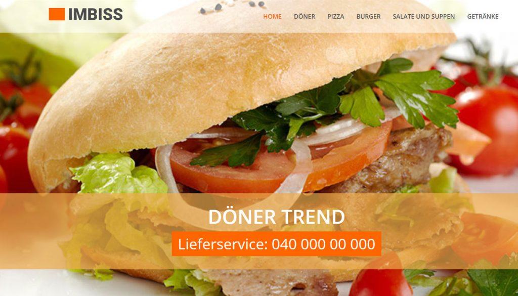 imbiss-webdesign