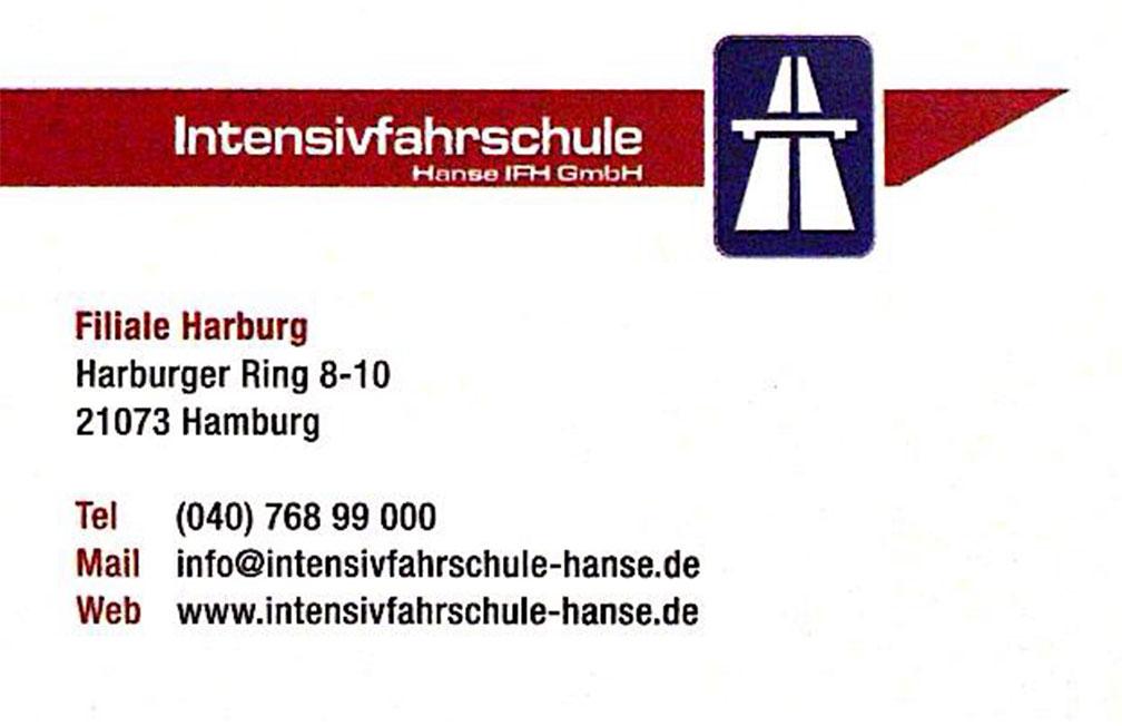 Intensivfahrschule Hanse