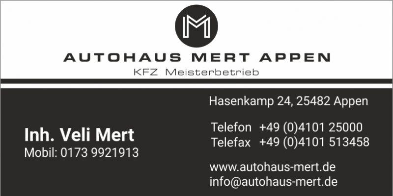 Autohaus Mert Appen