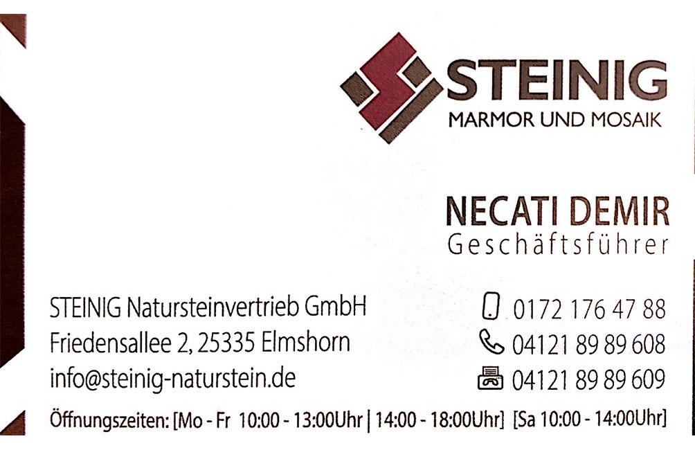 STEINIG Natursteinvertrieb GmbH