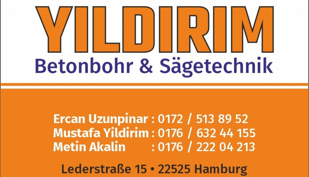 YILDIRIM-Betonbohr-und-Saegetechnik