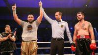 BOXEN: EC Boxing & SES Boxing