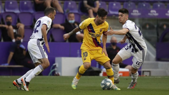 Real Valladolid – Barcelona