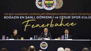 Fenerbahçe, Mesut Özil ile resmi sözleşme imzaladı