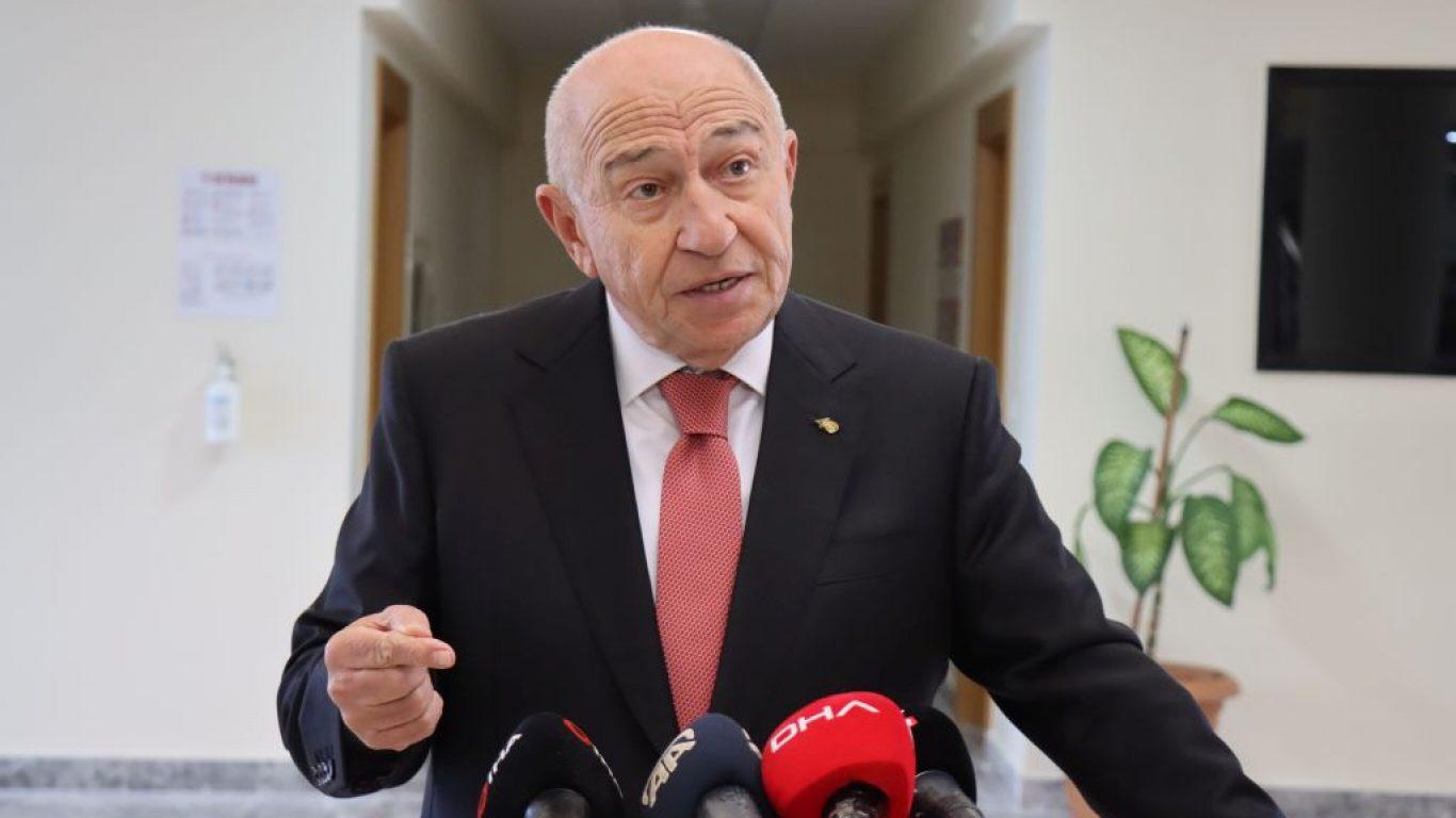 TFF Başkanı Nihat Özdemir