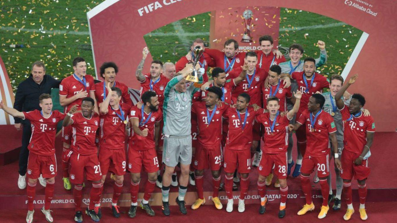 2020 FIFA Dünya Kulüpler Kupası: Bayern Münih - Tigres