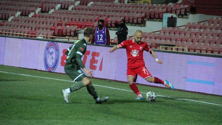 Aydeniz Et Balıkesirspor - Bursaspor
