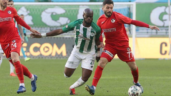 İttifak Holding Konyaspor - Gaziantep FK