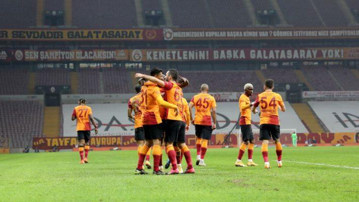 Galatasaray - Büyükşehir Belediye Erzurumspor