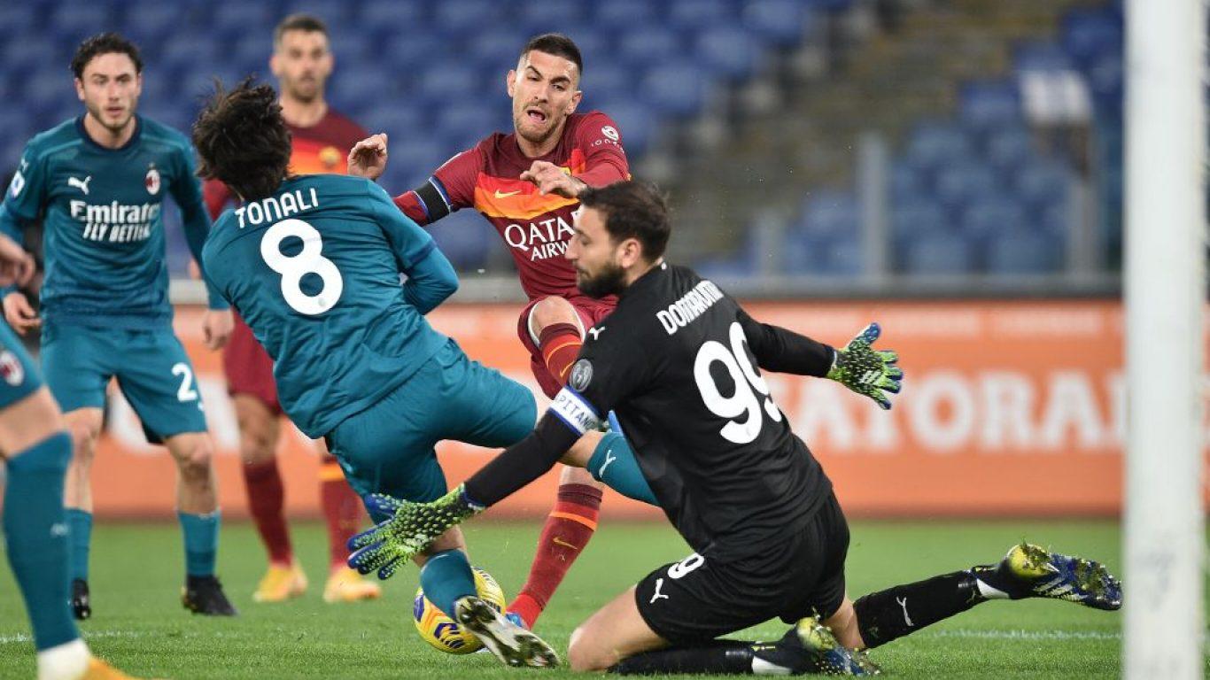 AS ROMA   vs  AC MILAN