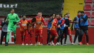 Hes Kablo Kayserispor-Çaykur Rizespor