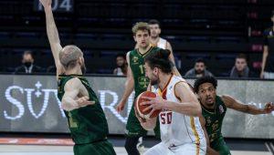 Galatasaray - Darüşşafaka Tekfen