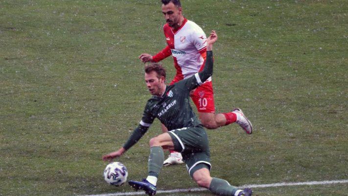 Beypiliç Boluspor - Bursaspor