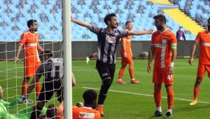 Adanaspor- Aydeniz Et Balıkesirspor