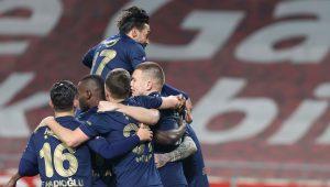 İttifak Holding Konyaspor - Fenerbahçe