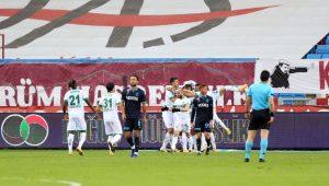 Trabzonspor - Aytemiz Alanyaspor