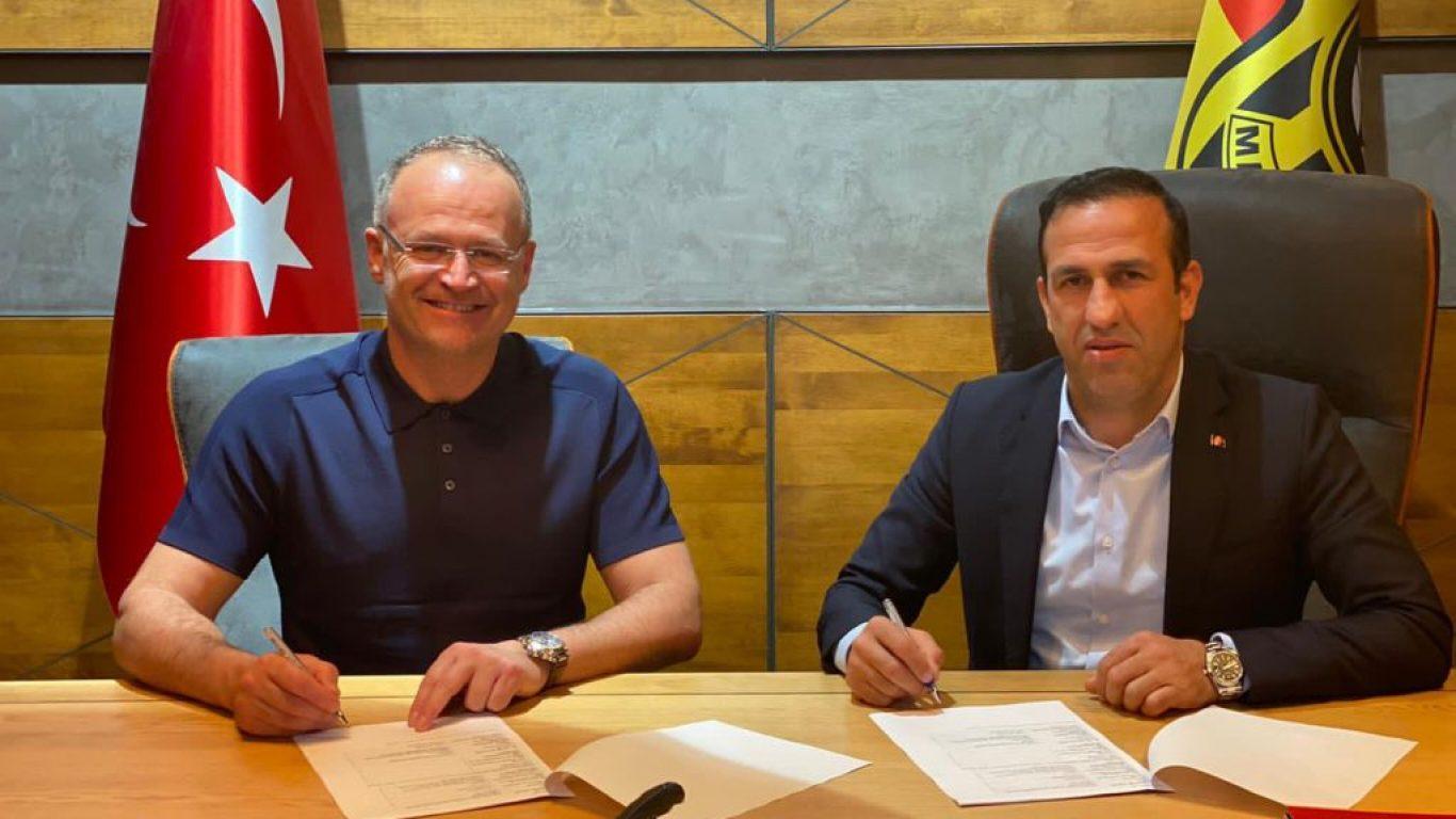 Yeni Malatyaspor, teknik direktör İrfan Buz ile anlaşmaya vardı