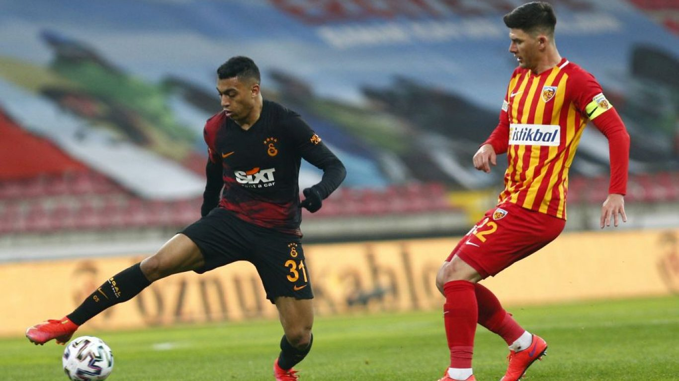 Hes Kablo Kayserispor - Galatasaray