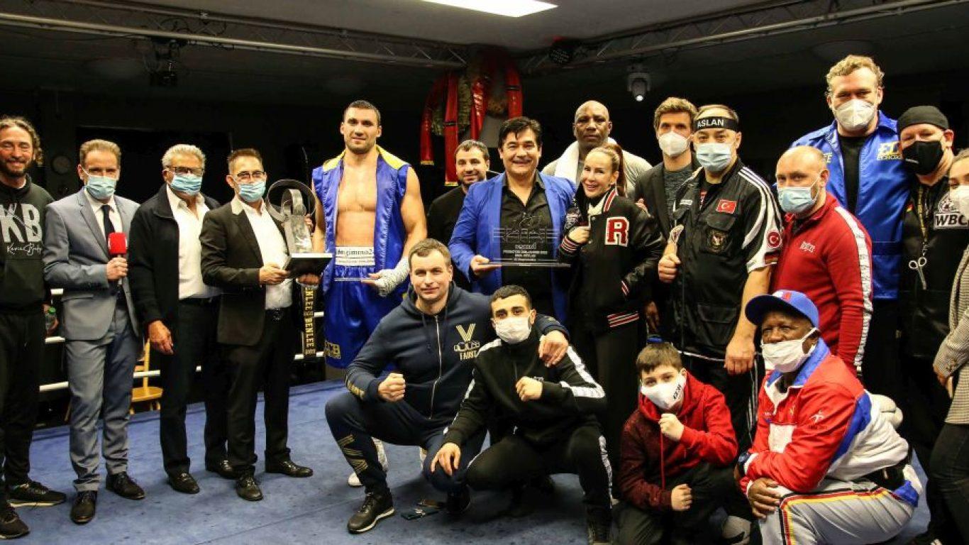 Boxen: EC Boxing - Hamburg