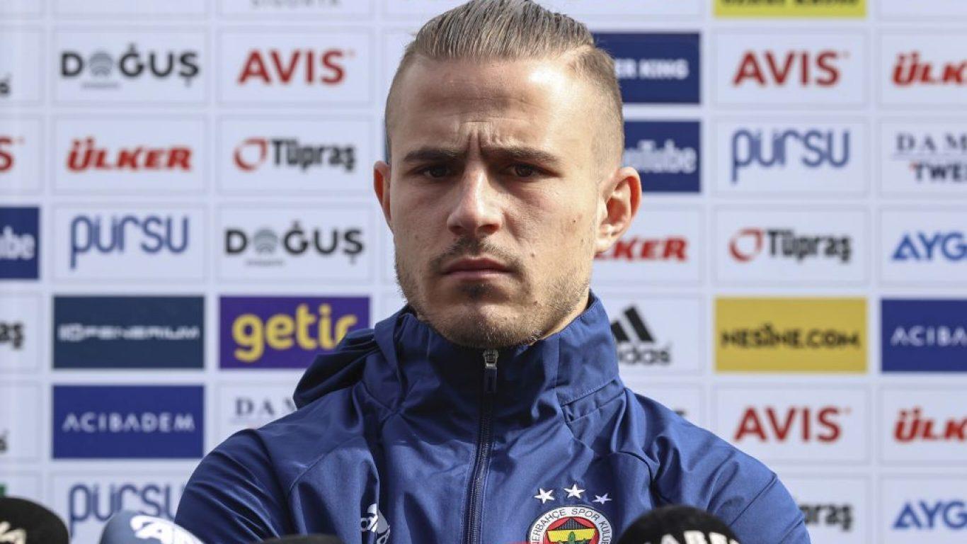 Fenerbahçeli futbolcu Pelkas, Beşiktaş derbisinde galibiyete inanıyor