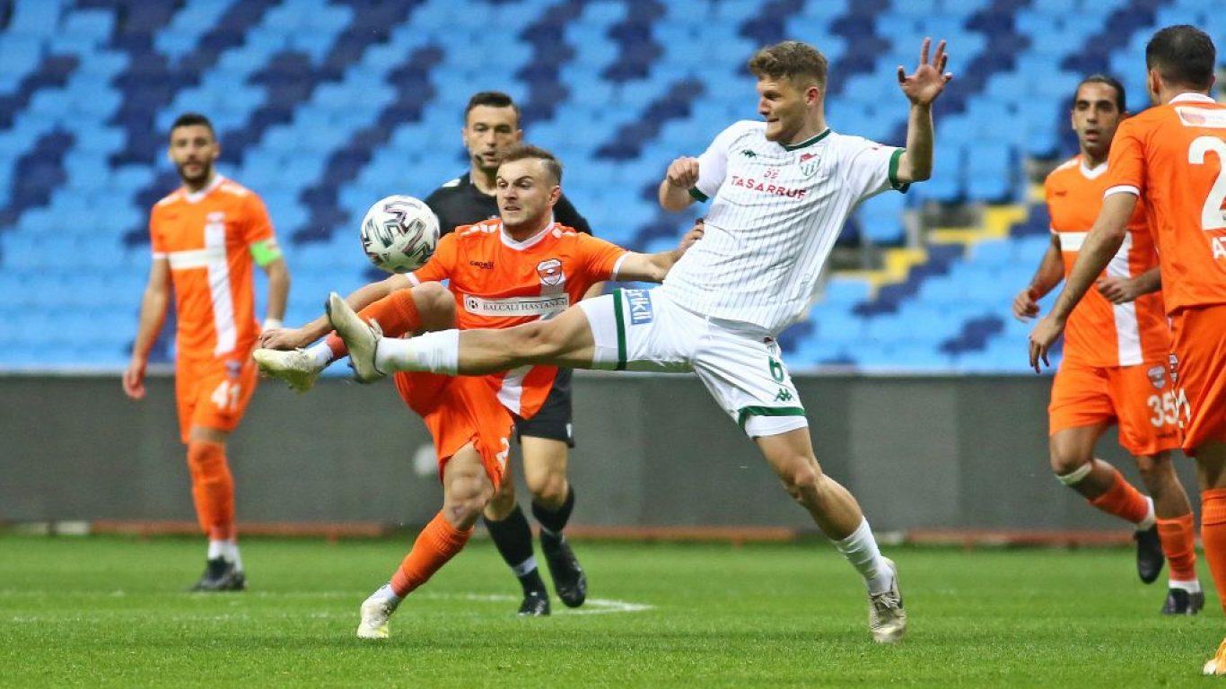 Adanaspor - Bursaspor