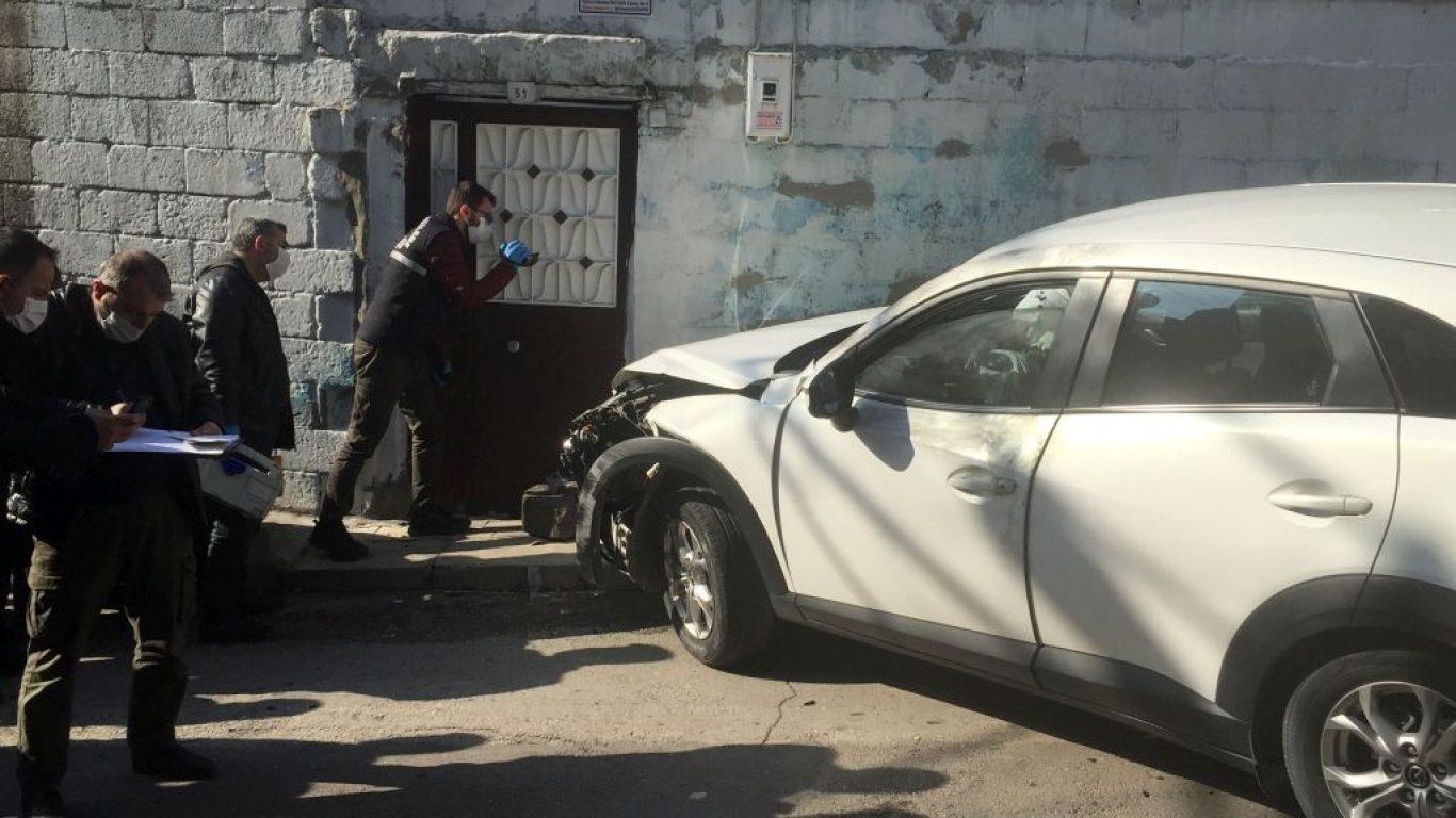 Gaziantep'te otomobilin çarptığı 2 yaşındaki çocuk yaşamını yitirdi