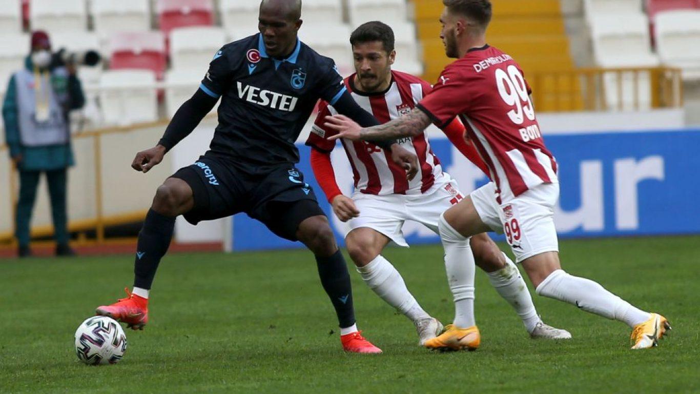 Demir Grup Sivasspor-Trabzonspor