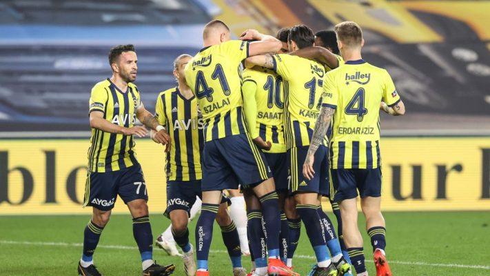 Fenerbahçe - Yukatel Denizlispor