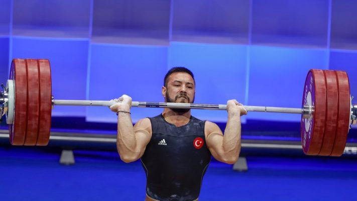 Büyükler Avrupa Halter Şampiyonası