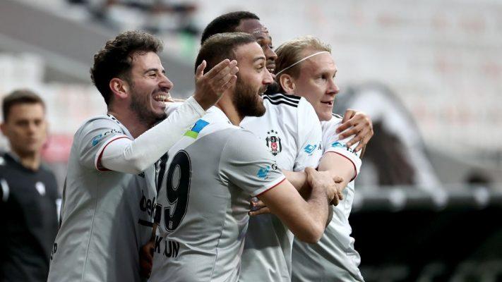 Beşiktaş-Aytemiz Alanyaspor
