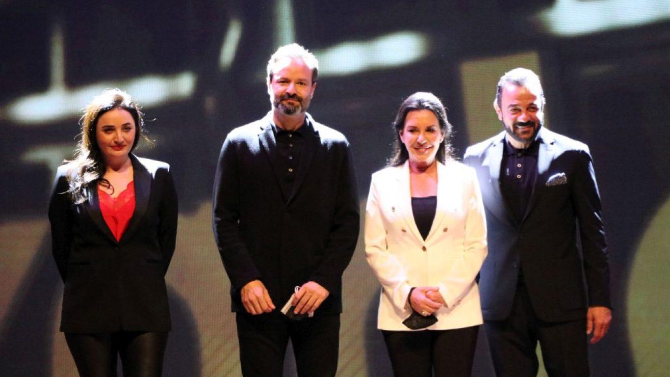 """Gaziantep'te """"Altın Baklava Film Akademisi 6. Uluslararası Öğrenci Film Festivali"""" ödülleri verildi"""