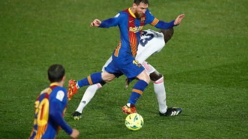 Soccer - La Liga - Real Madrid v FC Barcelona