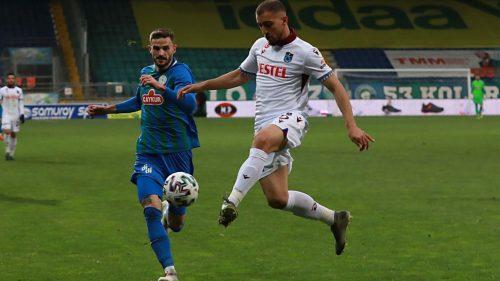 Çaykur Rizespor - Trabzonspor