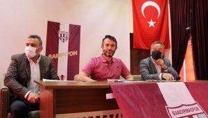 Bandırmaspor Başkanı Onur Göçmez, genel kurulda yeniden aday olacağını açıkladı
