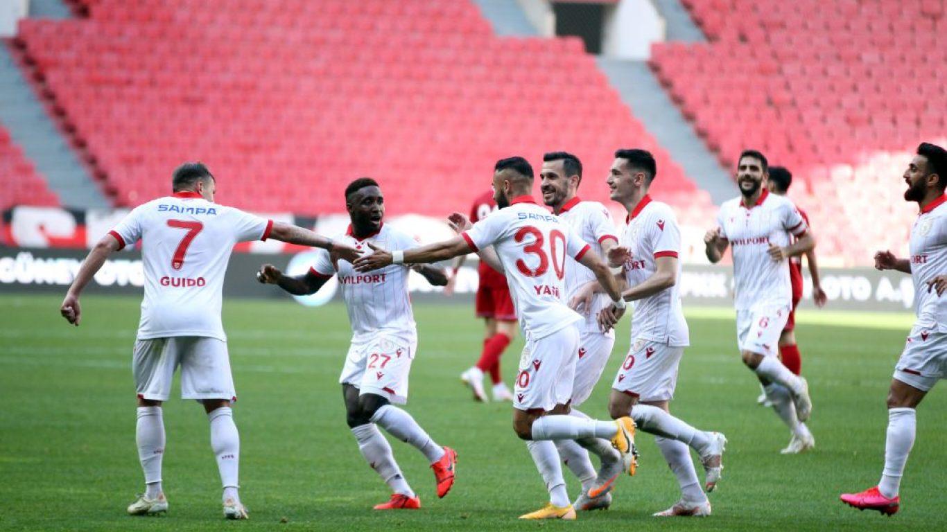 Yılport Samsunspor - Ankaraspor