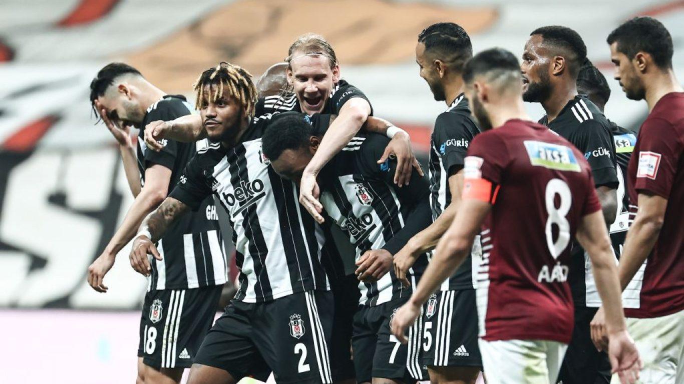 Beşiktaş-Atakaş Hatayspor