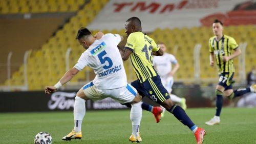 Fenerbahçe - Büyükşehir Belediye Erzurumspor