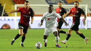 Gaziantep-Demir Grup Sivasspor