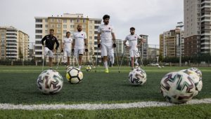Ampute Futbol Milli Takımı, Ankara'da kampa girdi