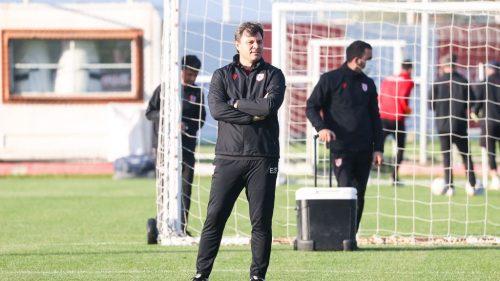 Samsunspor Teknik Direktörü Sağlam